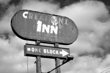 Creation 1 Inn, Quincy, Florida. A full service establishment.