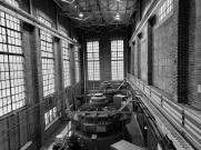 Turbines, C.H. Corn Hydroelectric Dam