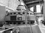 Turbine, C.H. Corn Hydroelectric Dam