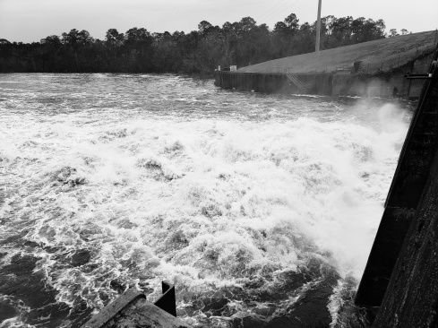 Ochlockonee River at the C.H. Corn Hydroelectric Dam